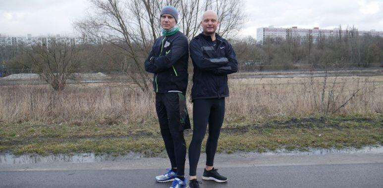 Bieg Rzeźnika dla amp futbolistów Warty Poznań