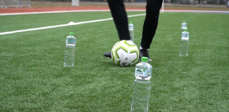 Zero waste - trening z butelkami
